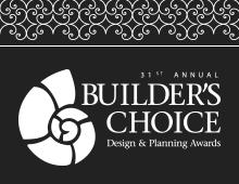 Builder's Choice Design Awards